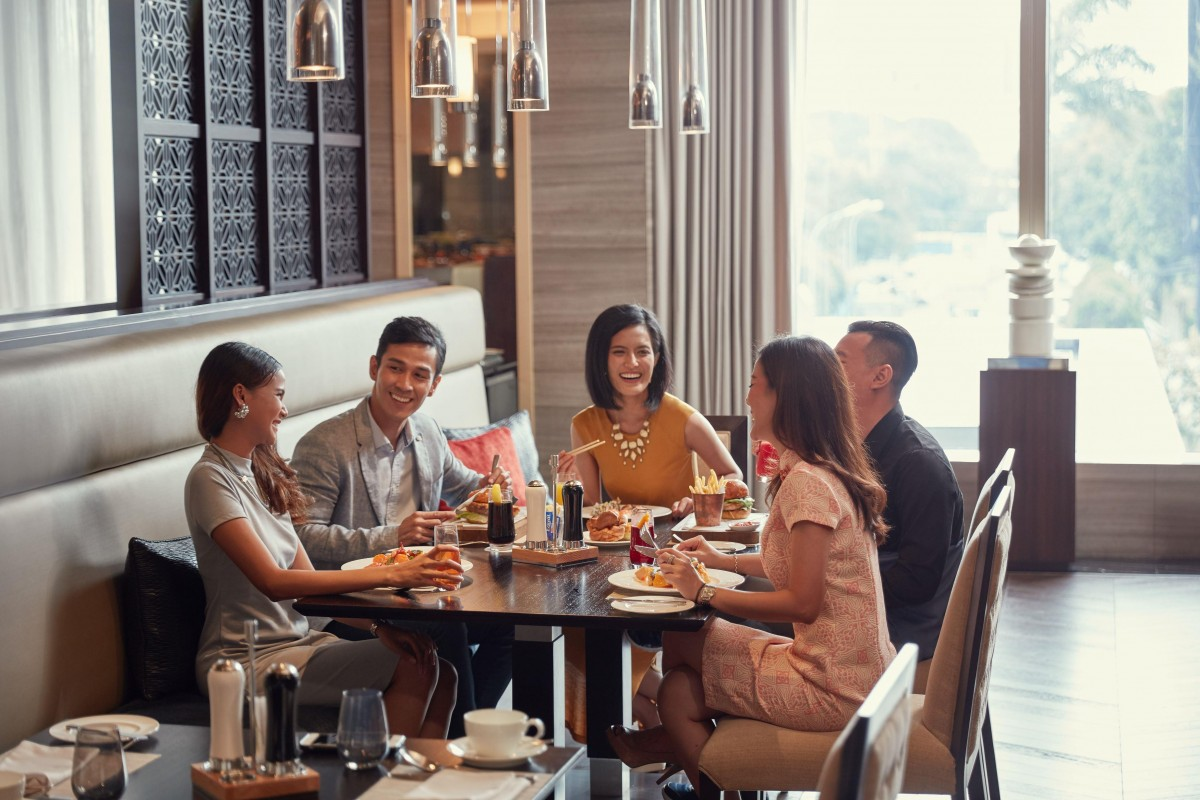 A Pleasurable Quality Time At Spectrum Restaurant By Fairmont Jakarta Eat Vacation