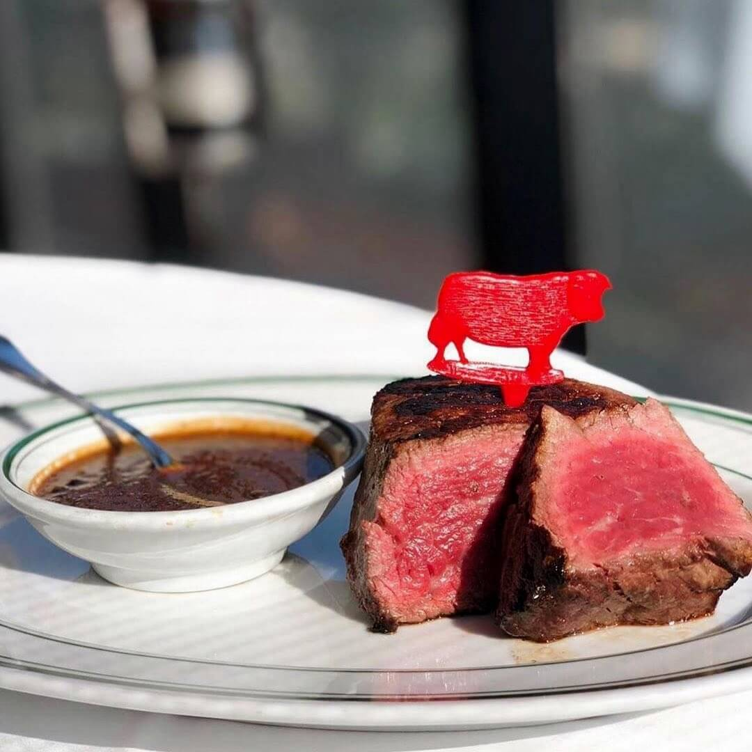 Wolfgang's Steakhouse Indonesia